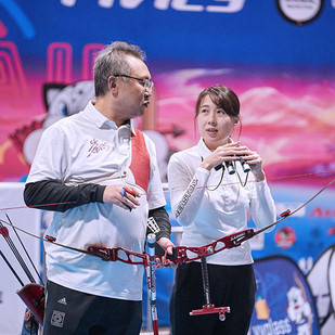 Macau Indoor Archery Open 2019 D2E 127ky