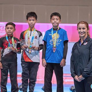 Macau Indoor Archery Open 2019 D3 605ky.
