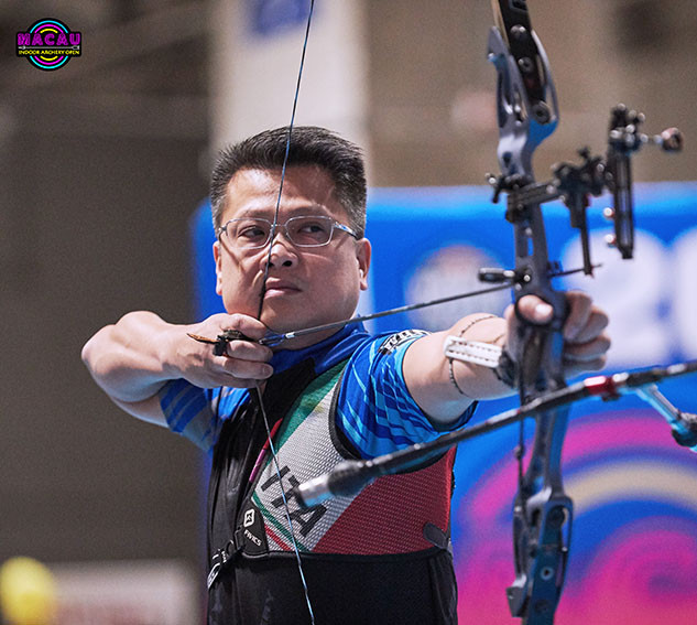 Macau Indoor Archery Open 2019 D2E 075ky
