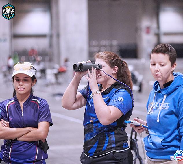 Macau Indoor Archery Open 2019 D4 505ky.