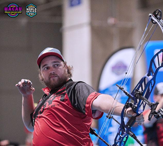 Macau Indoor Archery Open 2019 D4 483ky.