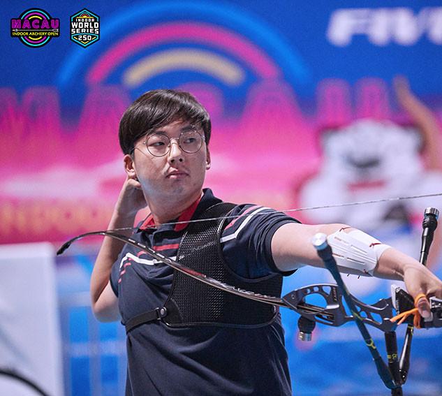 Macau Indoor Archery Open 2019 D4 646ky.