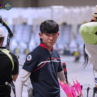 Macau Indoor Archery Open 2019 D3 475ky.