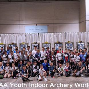 Macau Indoor Archery Open 2019 D3 132ky.