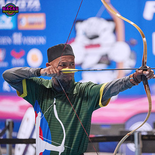 Macau Indoor Archery Open 2019 D2E 370ky