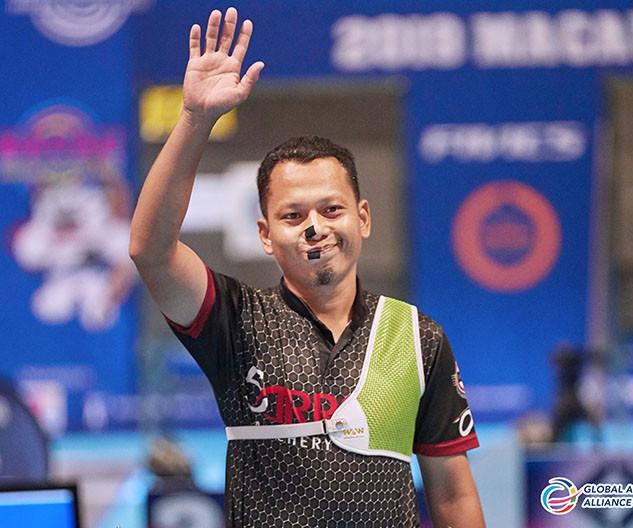 Macau Indoor Archery Open 2019 D2E 028ky