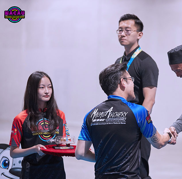 Macau Indoor Archery Open 2019 D2E 429ky