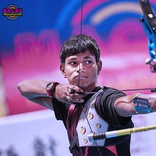 Macau Indoor Archery Open 2019 D2E 150ky