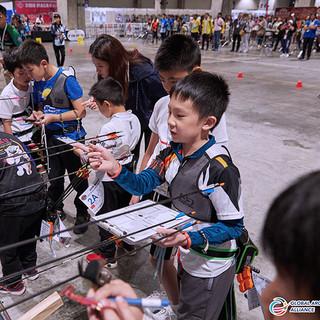 Macau Indoor Archery Open 2019 D3 098ky.