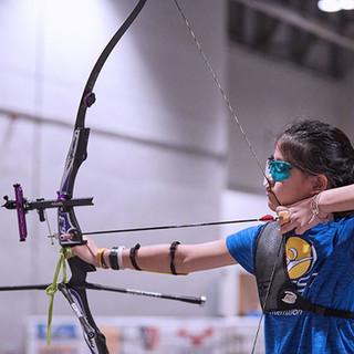 Macau Indoor Archery Open 2019 D3 228ky.