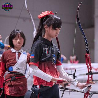 Macau Indoor Archery Open 2019 D3 206ky.
