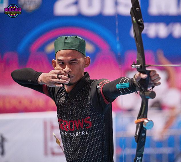 Macau Indoor Archery Open 2019 D2E 035ky
