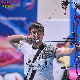 Macau Indoor Archery Open 2019 D2E 313ky
