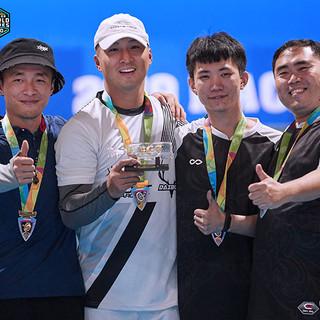 Macau Indoor Archery Open 2019 D4 549ky.