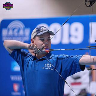Macau Indoor Archery Open 2019 D2E 287ky