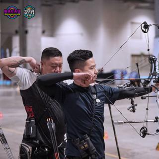 Macau Indoor Archery Open 2019 D3 389ky.
