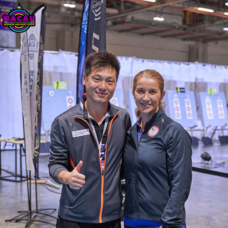 Macau Indoor Archery Open 2019 D3 613ky.