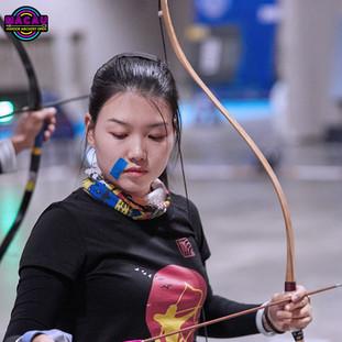 Macau Indoor Archery Open 2019 D1E 171ky