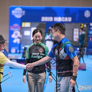 Macau Indoor Archery Open 2019 D2E 098ky