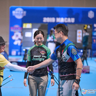 Macau Indoor Archery Open 2019 D2E 098ky