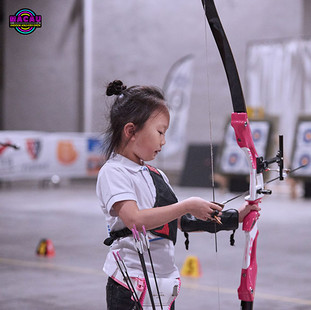 Macau Indoor Archery Open 2019 D3 199ky.