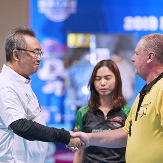 Macau Indoor Archery Open 2019 D2E 138ky