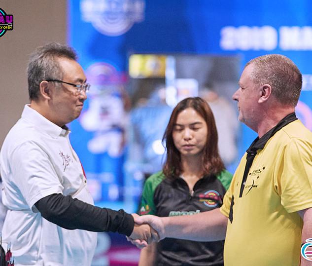 Macau Indoor Archery Open 2019 D2E 138ky