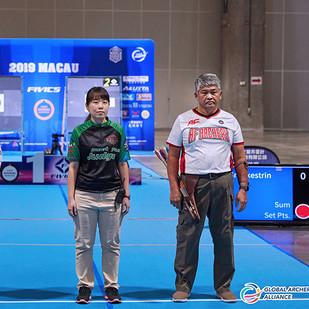 Macau Indoor Archery Open 2019 D2E 003ky