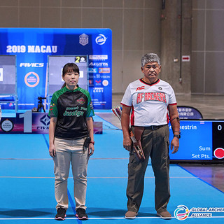 Macau Indoor Archery Open 2019 D2E 003ky