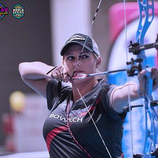 Macau Indoor Archery Open 2019 D4 413ky.
