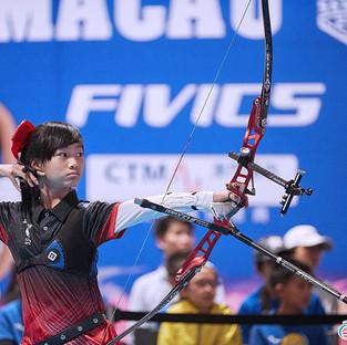 Macau Indoor Archery Open 2019 D3 521ky.