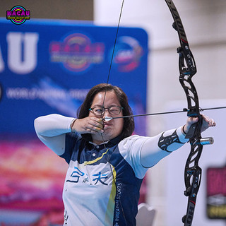 Macau Indoor Archery Open 2019 D2E 012ky