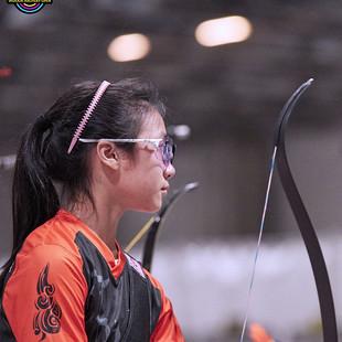 Macau Indoor Archery Open 2019 D3 180ky.