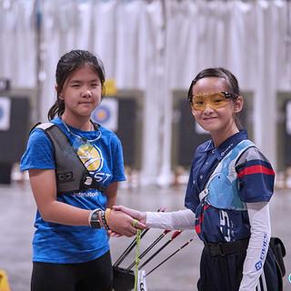 Macau Indoor Archery Open 2019 D3 465ky.
