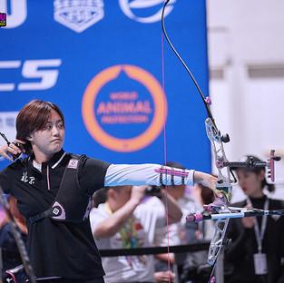Macau Indoor Archery Open 2019 D4 234ky.