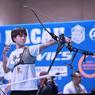 Macau Indoor Archery Open 2019 D4 282ky.
