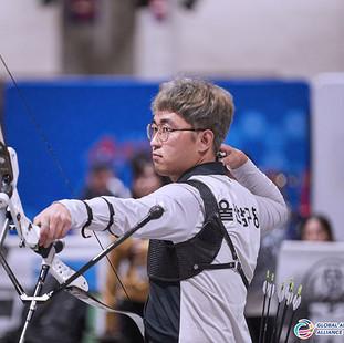 Macau Indoor Archery Open 2019 D3 242ky.