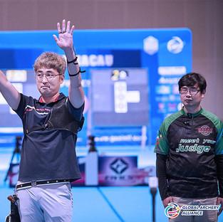 Macau Indoor Archery Open 2019 D4 669ky.