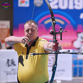 Macau Indoor Archery Open 2019 D2E 117ky