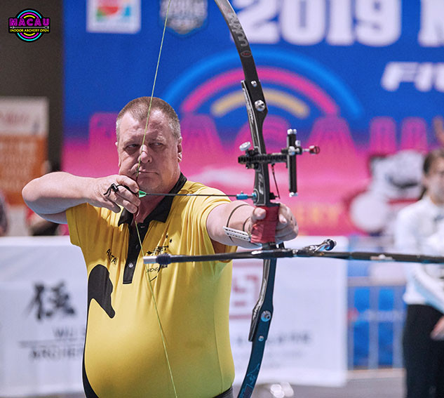 Macau Indoor Archery Open 2019 D2E 117ky