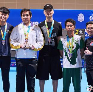 Macau Indoor Archery Open 2019 D1E 136ky