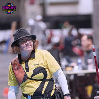 Macau Indoor Archery Open 2019 D2E 086ky