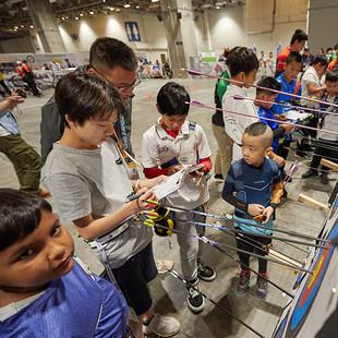 Macau Indoor Archery Open 2019 D3 114ky.