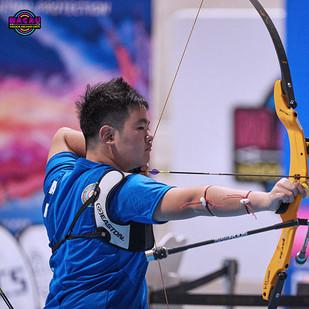 Macau Indoor Archery Open 2019 D2E 152ky