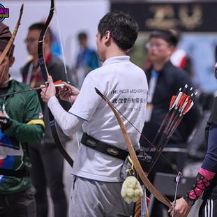 Macau Indoor Archery Open 2019 D1E 160ky