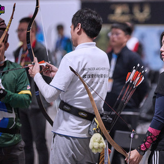 Macau Indoor Archery Open 2019 D1E 160ky