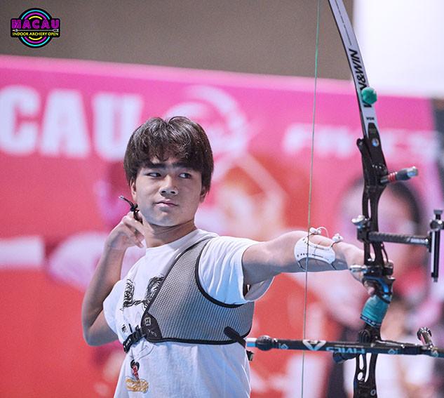 Macau Indoor Archery Open 2019 D4 274ky.