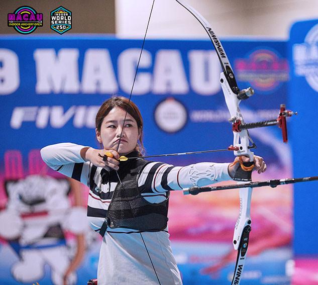 Macau Indoor Archery Open 2019 D4 565ky.