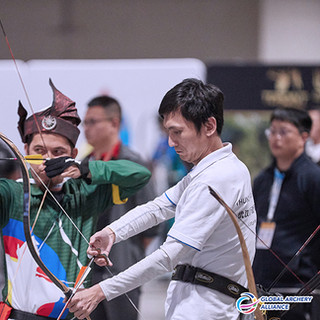 Macau Indoor Archery Open 2019 D1E 162ky