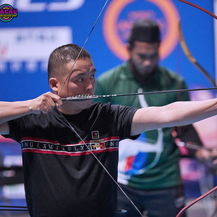Macau Indoor Archery Open 2019 D2E 351ky